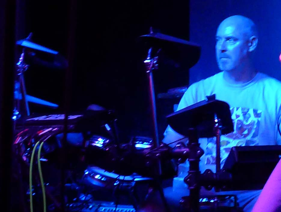 Paul Caswell Drums